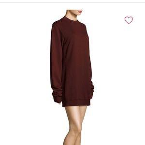Cotton Citizen Milan Backless Mini Dress